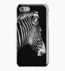 Grevys Zebra iPhone Case/Skin