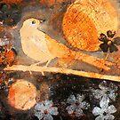 """Gelatin Plate Print No.2 by Belinda """"BillyLee"""" NYE (Printmaker)"""