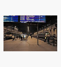 Another Era of Rail Travel Photographic Print