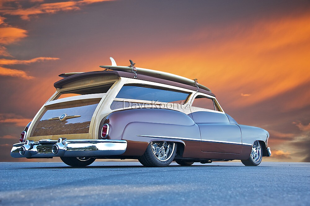 1950 Buick Woody Wagon XII by DaveKoontz