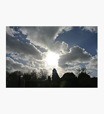 Bright Sky  Photographic Print