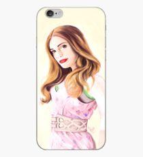 Lydia Martin iPhone Case