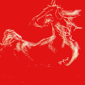 Year of the Horse (Chinese New Year 2014) by stefaniezllip