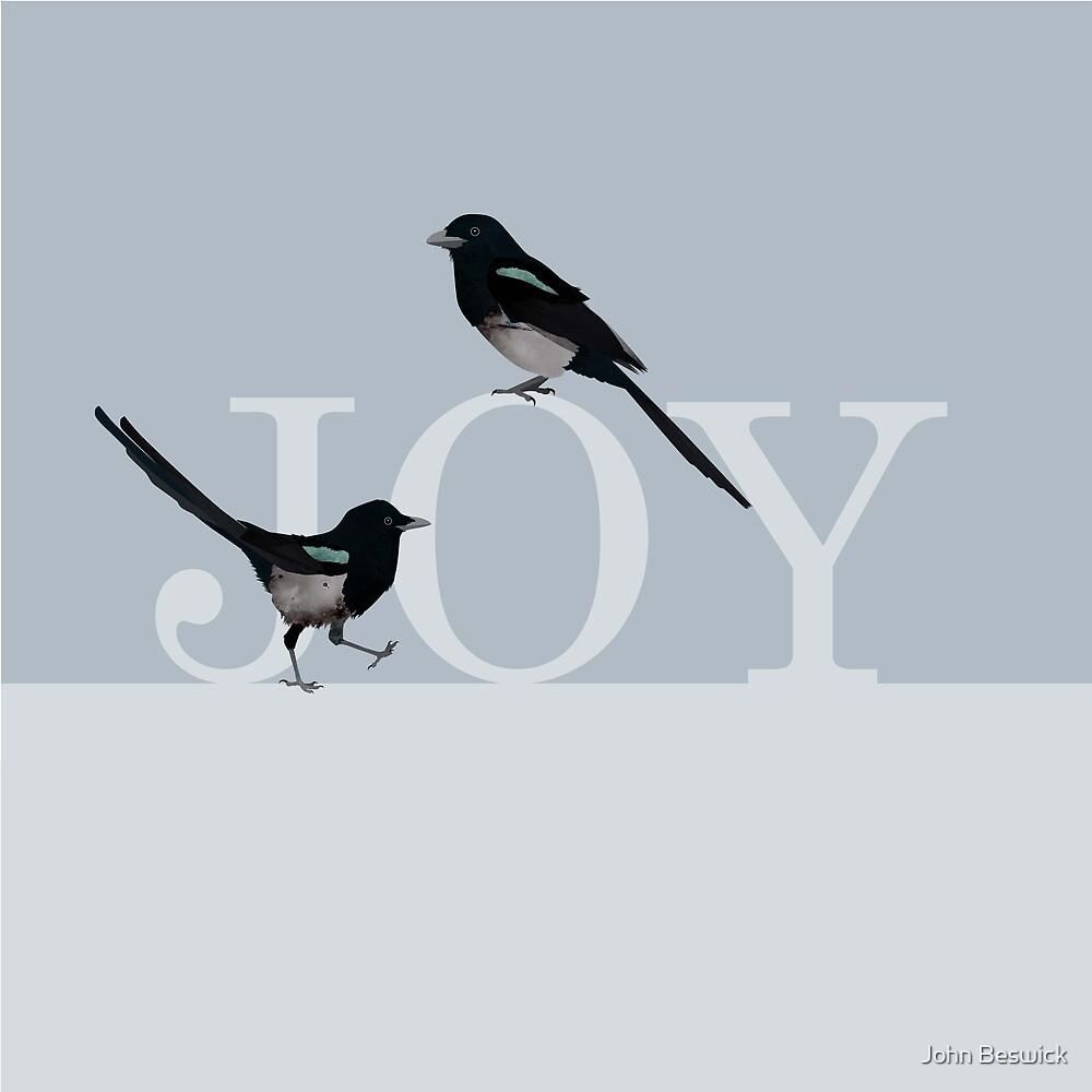 joy by John Beswick