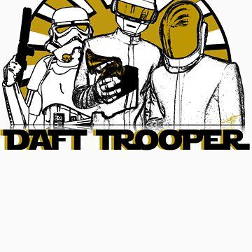 """""""DAFT TROOPER"""" by D-AF-T"""