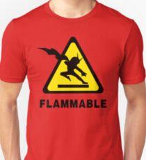 Flammable Joe T-Shirt