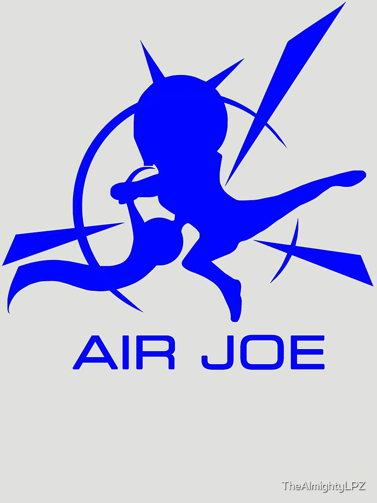Air Joe by TheAlmightyLPZ