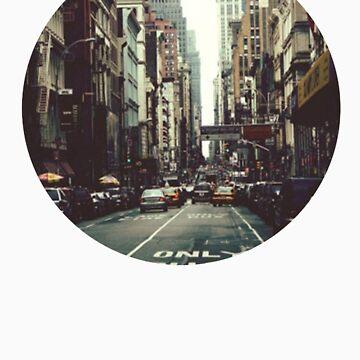 New York City  by WebbedWhitehall
