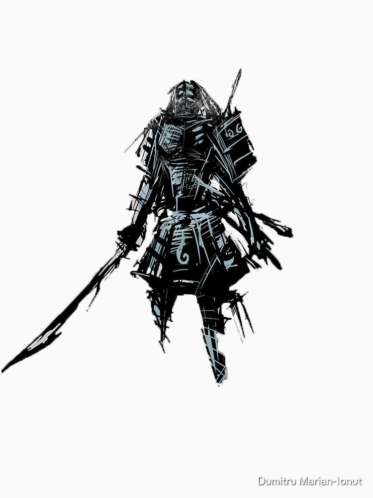 Samurai~Only White Edition by damony007