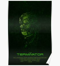 "Movie Poster - ""TERMINATOR"" (v2) Poster"