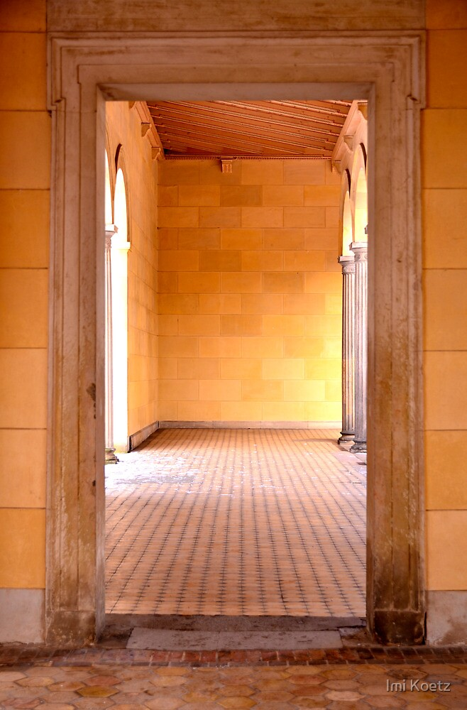 The Hall by Imi Koetz