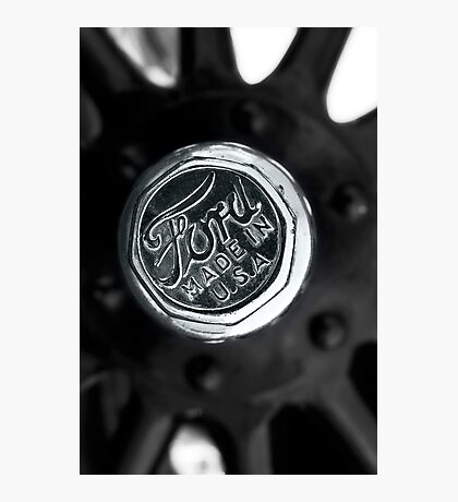 Ford Made in the USA Photographic Print