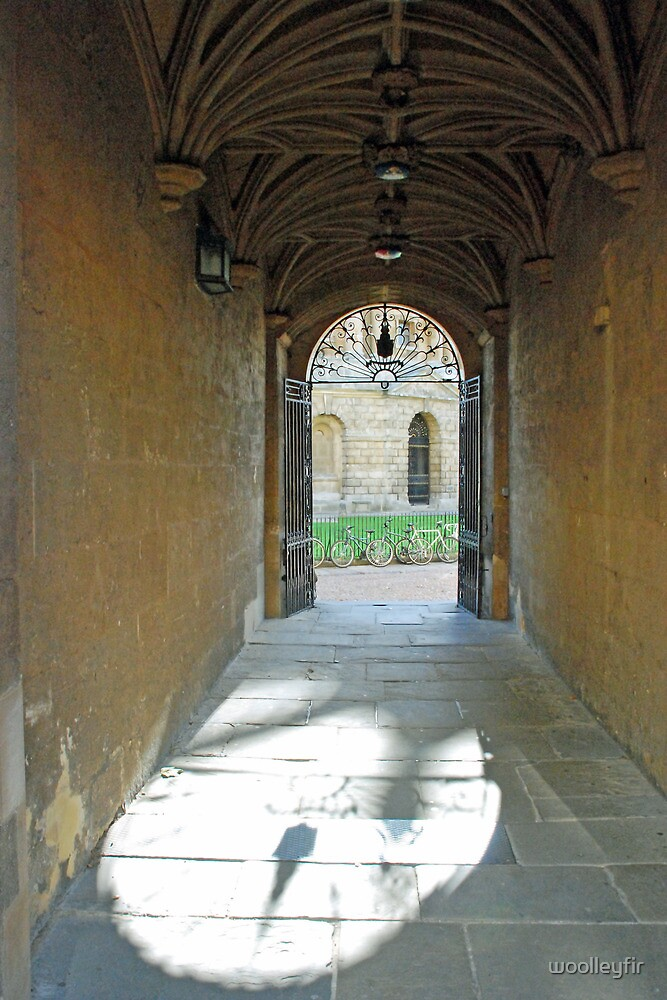 Radcliffe doorway by woolleyfir