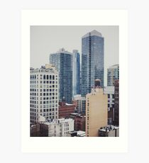 Lámina artística Views of New York City