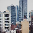 Views of New York City by Kameron Walsh