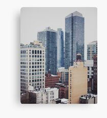 Lienzo Views of New York City