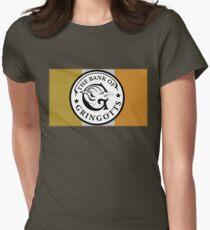 Gringotts Bank_Square T-Shirt