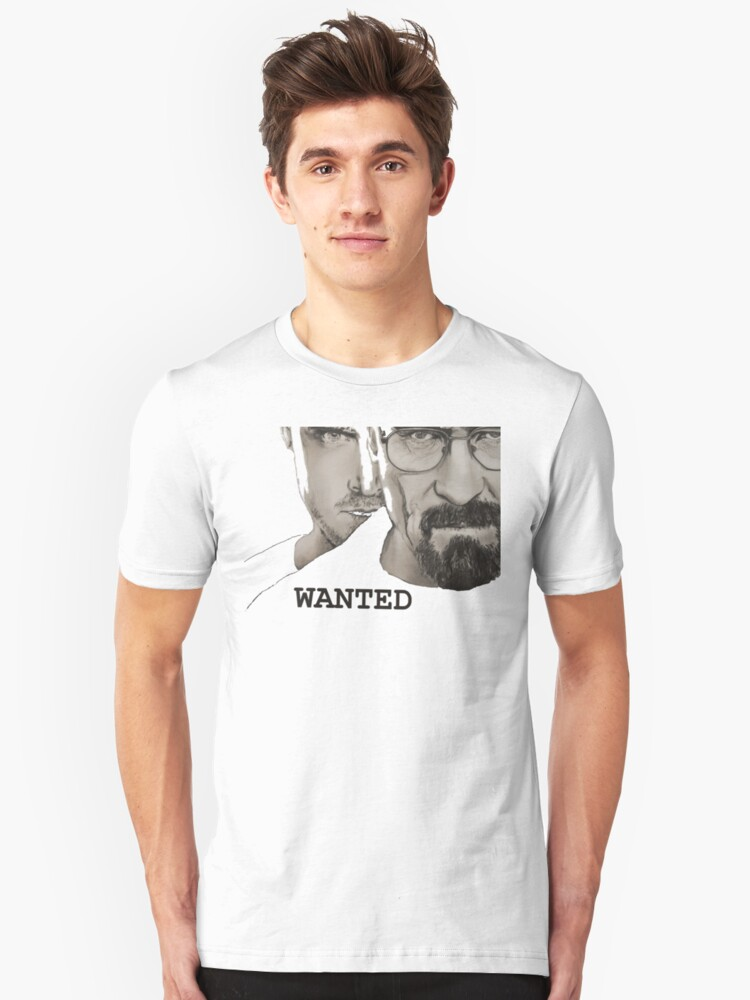 WANTED Unisex T-Shirt Front