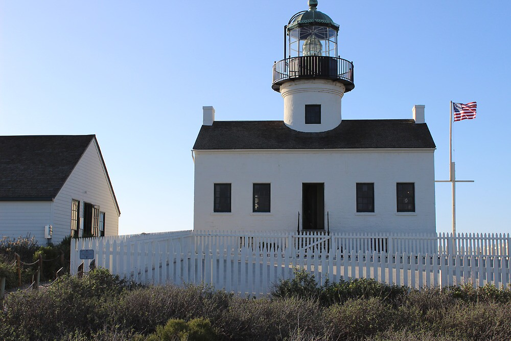 Old Point Loma by Murad Abel