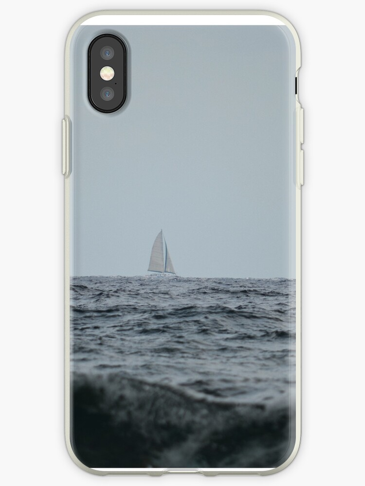 Sailboat iPhone Case by cschwarz
