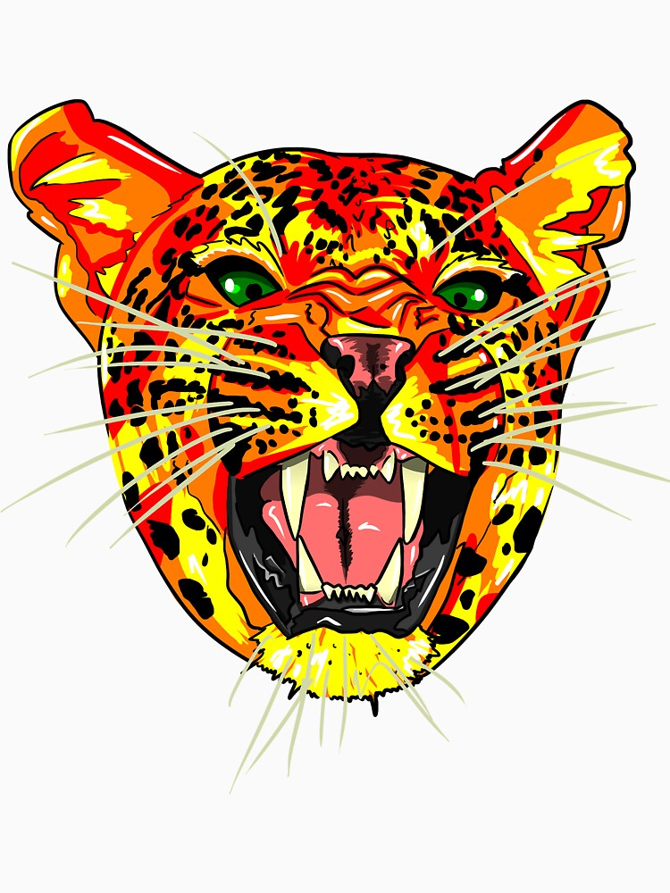 Pop Art Tiger ! by carlosrios5162