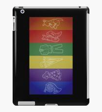 How I Met Your Colors iPad Case/Skin