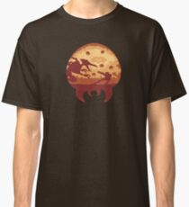 Escape from Zebes Classic T-Shirt