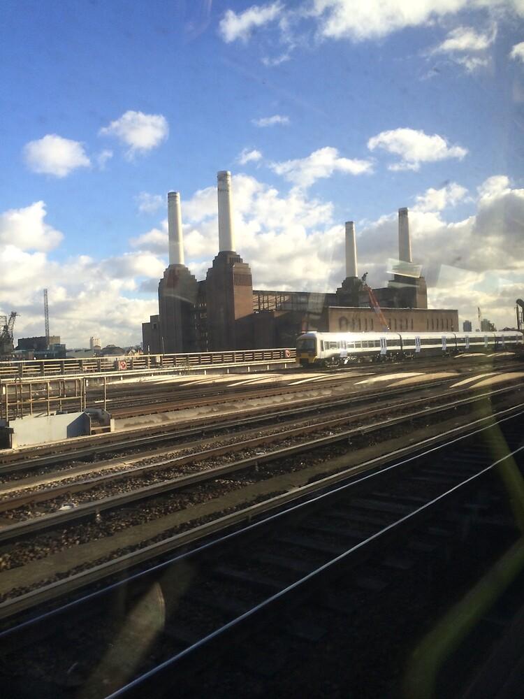 Battersea Power Station  by Msheldrake