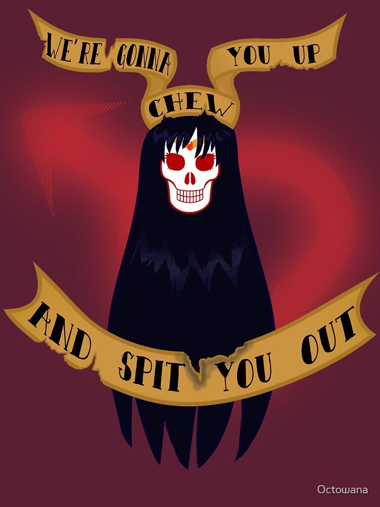 I'll burn you down by Octowana