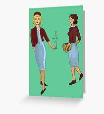 Call The Midwife Greeting Card