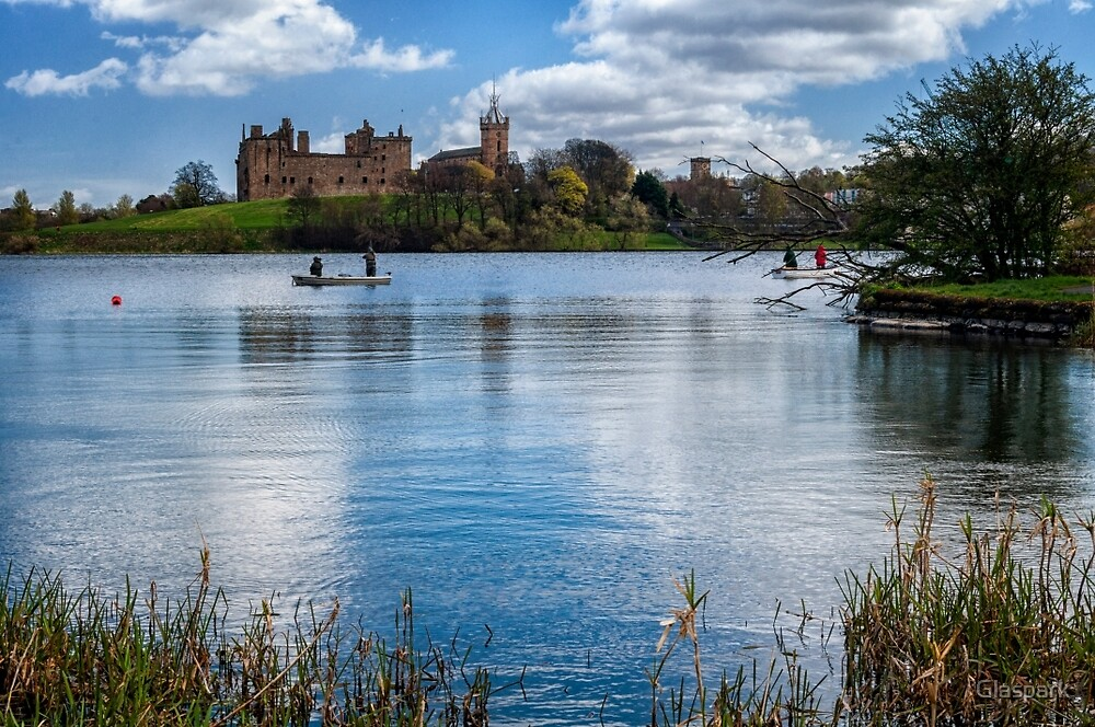 Linlithgow Loch by Glaspark