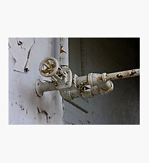 Plumbers Dream Photographic Print