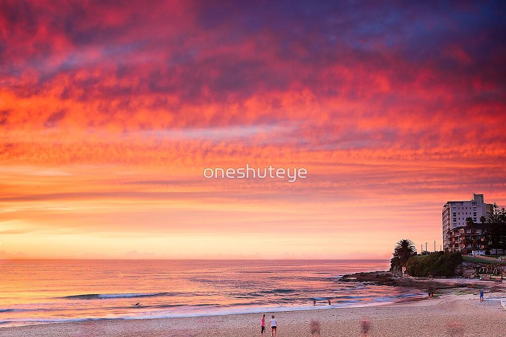 Cronulla Beach by oneshuteye