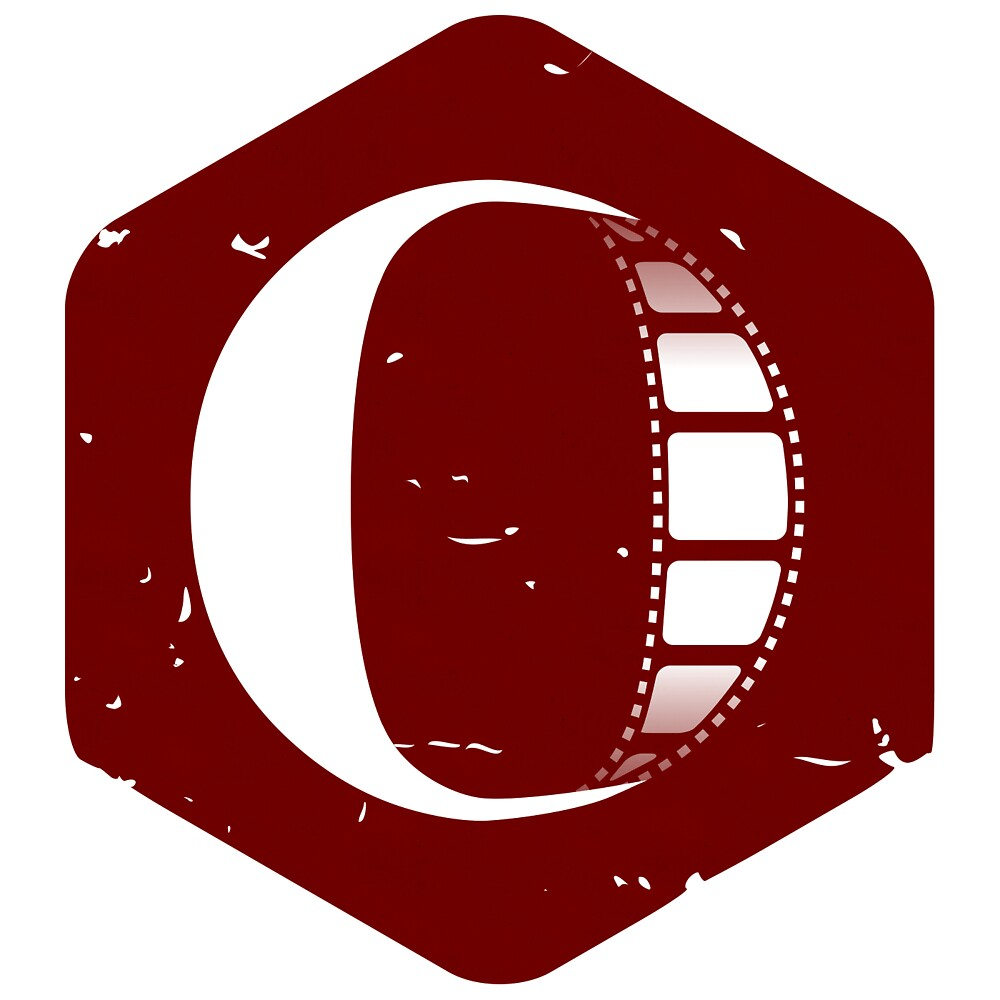 The Optical Red Iris Logo by opticalpodcast