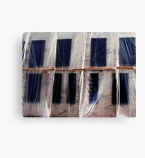 wrapping Canvas Print
