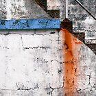 Newlyn Harbour Wall Texture by Jono Hewitt
