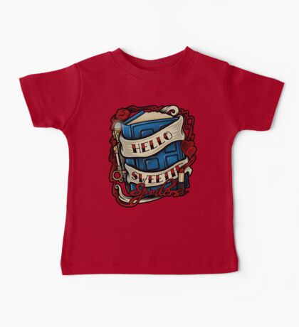 Hello Sweetie (T-shirt) Kids Clothes