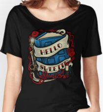 Hello Sweetie (T-shirt) Women's Relaxed Fit T-Shirt