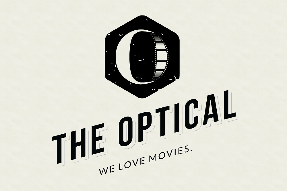 The Optical Logo and Title by opticalpodcast