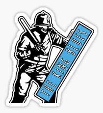 Riot Police King Blues Sticker