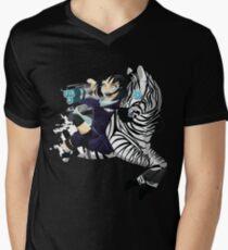 Zebra Rocket Launcher T-Shirt