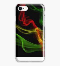 Rasta Smoke iPhone Case/Skin