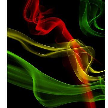 Rasta Smoke by AndyCarter4
