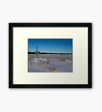 Whitefish Bay Unincorporated Framed Print