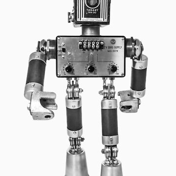 Adopt-A-Bot  Robot #2 by adoptabot