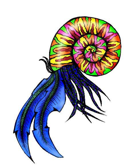 The Nautilus by violentcat345