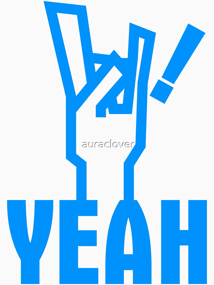 YEAH! by auraclover