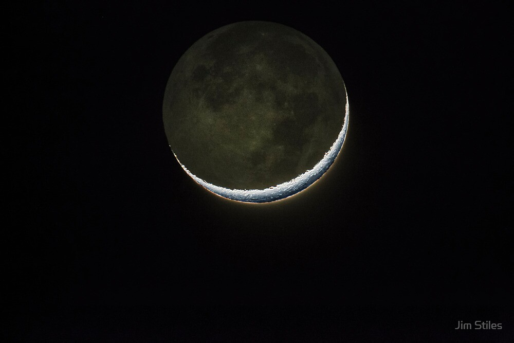 Cheshire Moon by Jim Stiles