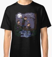 Sam, Dean, and Cas Classic T-Shirt