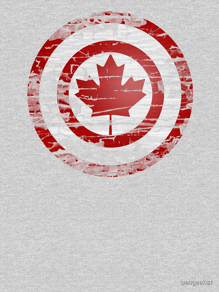 Captain Canada by webgeekist